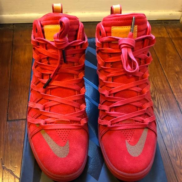 44% De Descuento Nike Zapatos Rojo Estilo Kevin De Vida Vii Poshmark Kevin Estilo Durant 4bba7e